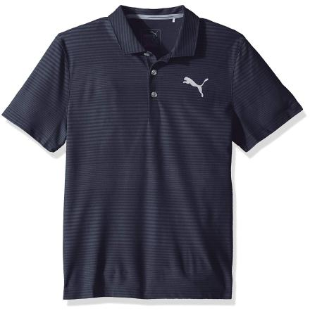 Puma Golf Pounce Aston Polo Junior Peacoat