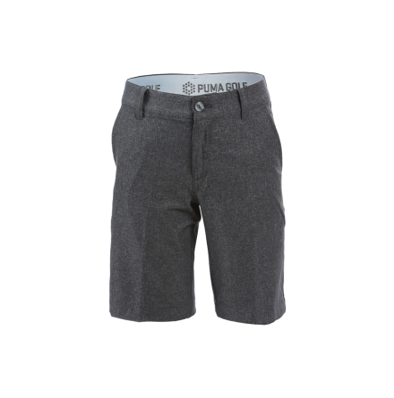 Puma Golf Heather Pounce Shorts Junior Black