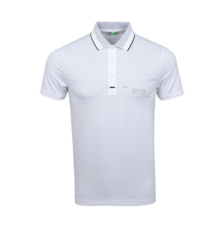 Hugo Boss Golf Pauletech White
