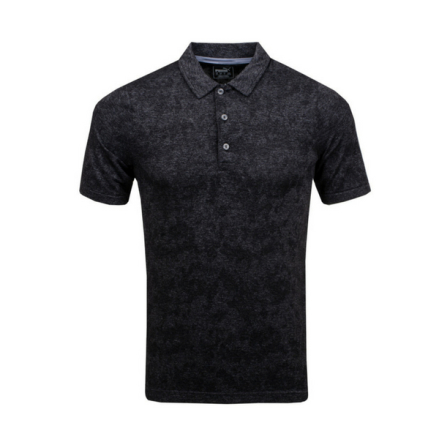 Puma Golf Evoknit Camo Polo