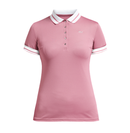 Röhnisch Golf Pim Poloshirt Blush