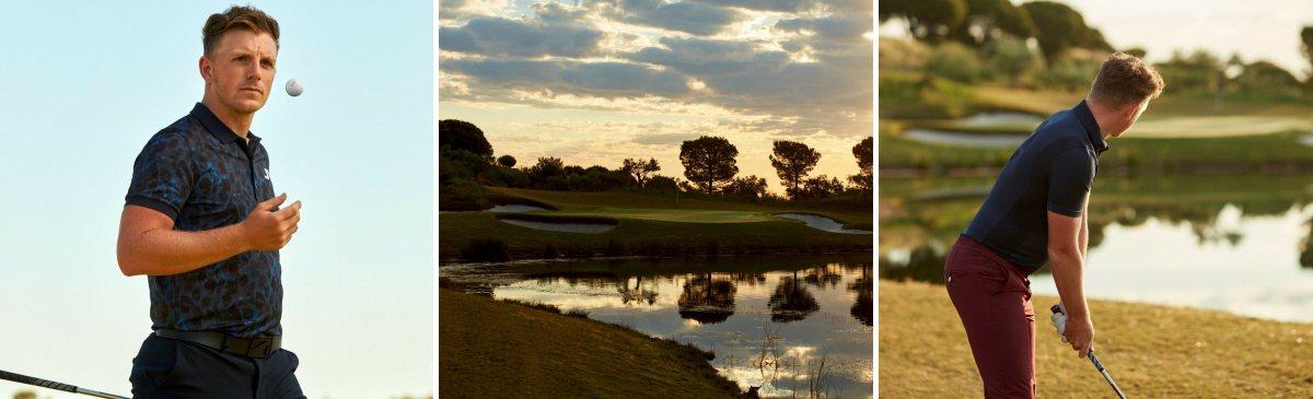 Golfkläder från J Lindeberg Golf