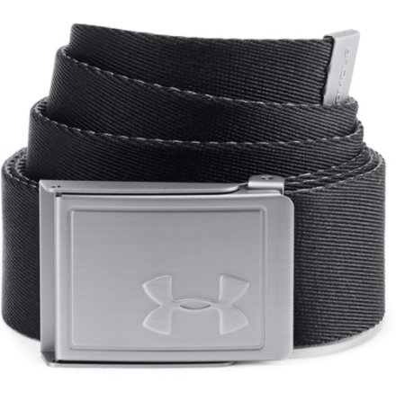 Under Armour Golf Webbing 2.0 Belt Black