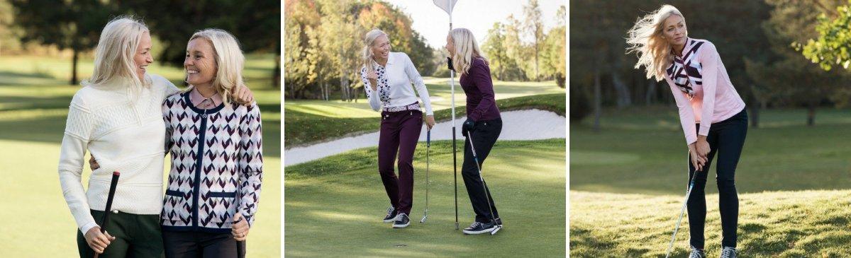 Golfkläder för höstgolfen från Daily Sports