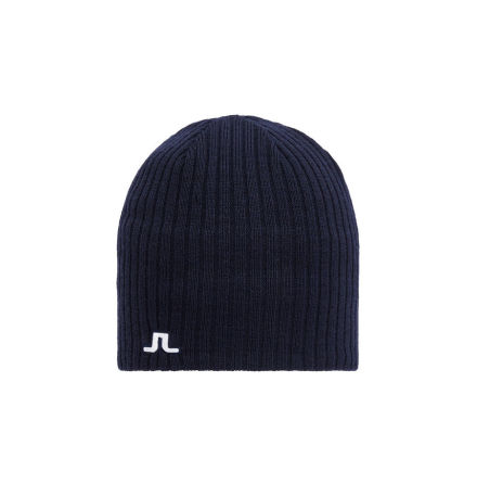 J Lindeberg Golf Achieve Wool Blend Hat Navy
