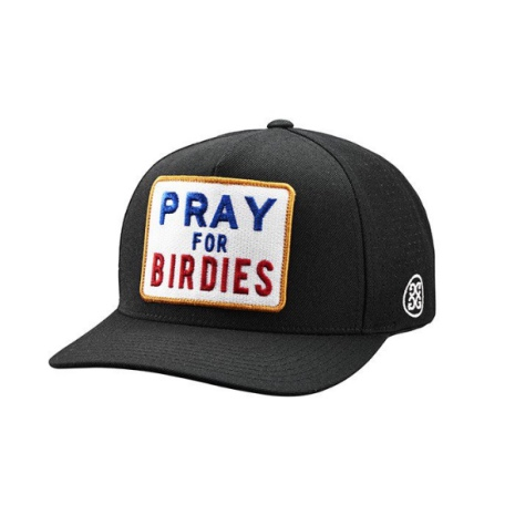 G/Fore Pray For Birdies golfkeps Svart