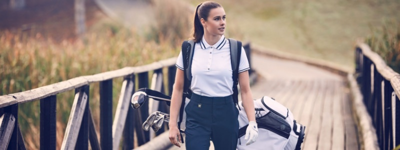 Golfbyxor dam