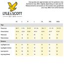 Lyle & Scott Innes Padded Golfväst Svart