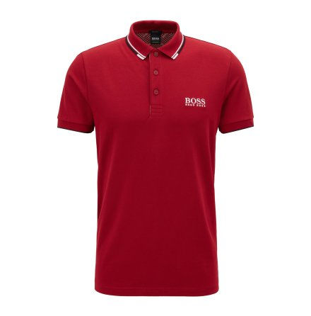 Hugo Boss Golf Paddy Pro Rhubarb