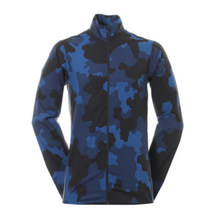 Peak Performance Golf Iron Jacket Print