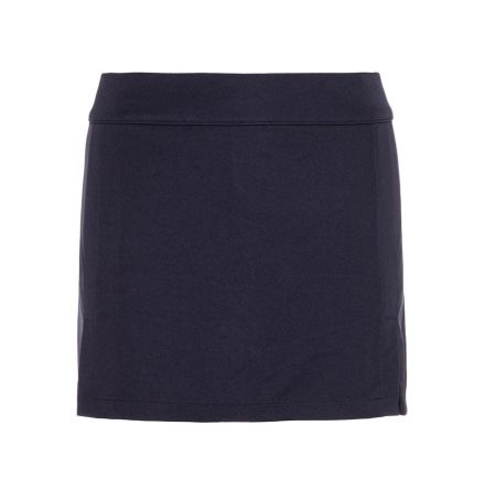 J Lindeberg W Amelie TX Jersey Skirt Navy