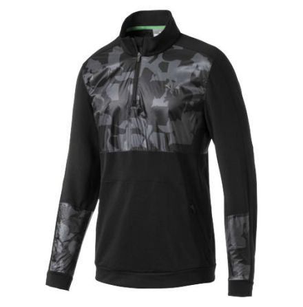 Puma Golf Union Camo 1/4 Zip Golftröja