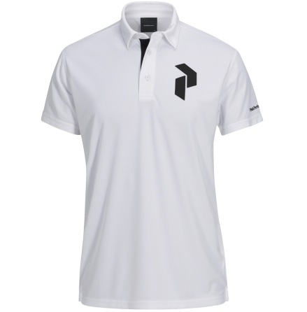 Peak Performance Golf Panmore Polo Vit