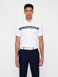 J Lindeberg Golf Eddy TX Jersey Vit/Navy