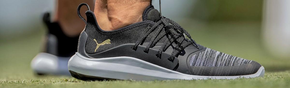 Puma Golfskor I NXT Solelace är årets stora nyhet bland golfskor från Puma Golf.