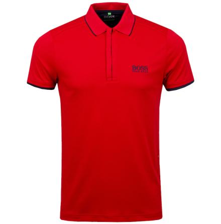 Hugo Boss Golf Paule Pro 1 Röd