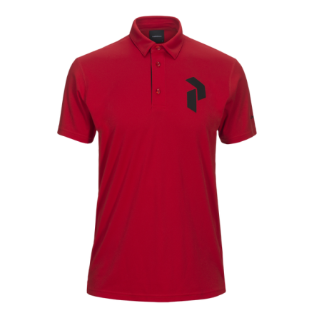 Peak Performance Golf Panmore Polo Röd