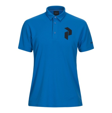 Peak Performance Golf Panmore Polo Blue Bird