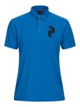 Peak Performance Golf Panmore Polo Blue Bird