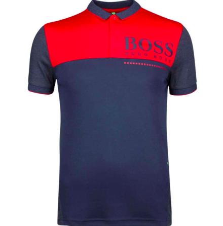Hugo Boss Golf PL Tech Navy