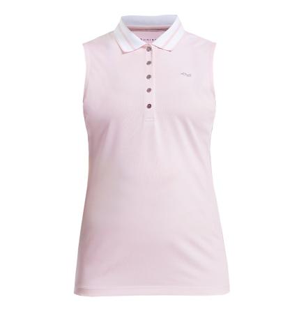 Röhnisch Golf Pim SL Poloshirt Rosa