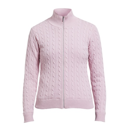Röhnisch Golf Wind Cable Jacket Rosa