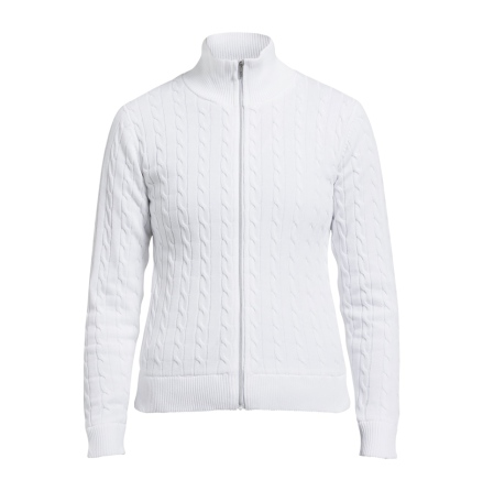 Röhnisch Golf Wind Cable Jacket Vit