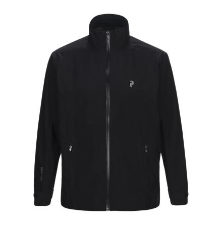 Peak Performance Golf Contention Jacket Svart