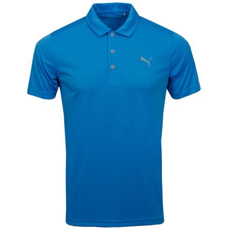 Puma Golf Rotation Polo Bleu Azur