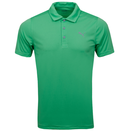 Puma Golf Rotation Polo Grön