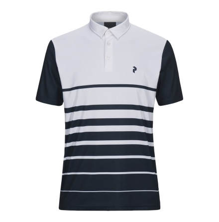 Peak Performance Golf Bandon Print Polo
