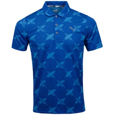Puma Golf Alterknit Palms Polo Surf The Web