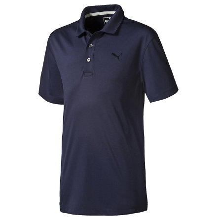 Puma Golf Essential Polo Junior Marin