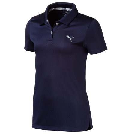 Puma Golf Essential Polo Flickor Marin