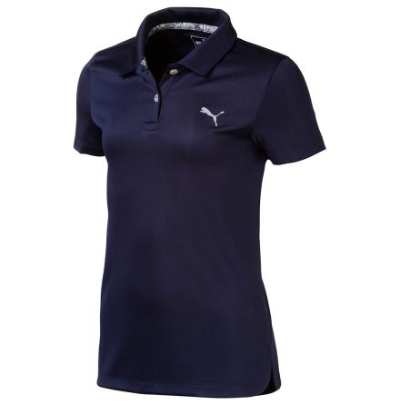 Puma Golf Essential Polo Flickor Marin