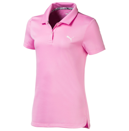 Puma Golf Essential Polo Flickor Rosa