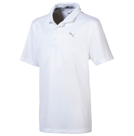 Puma Golf Essential Polo Junior Vit