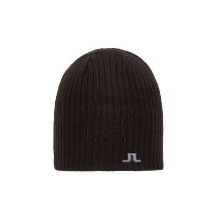 J Lindeberg Golf Achieve Wool Blend Hat Black