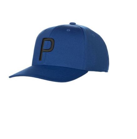 Puma Golf P110 Snapback Cap Blue Azure