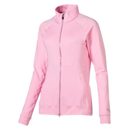 Puma Golf W Vented Jacket Rosa