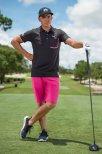 Puma Golf Faraday Polo svart