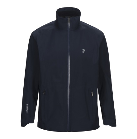 Peak Performance Golf Contention Jacket Blue Shadow
