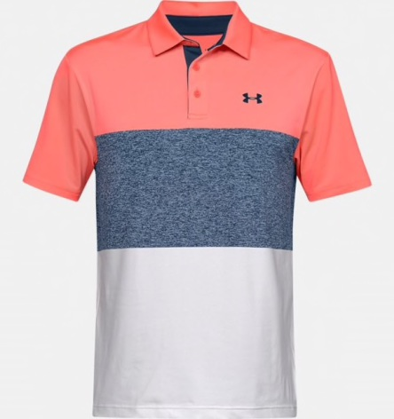 Under Armour Golf Playoff Polo 2.0 Röd