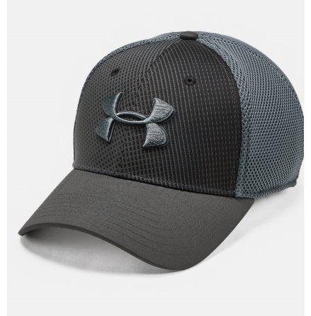 Under Armour Golf TB Classic Mesh Golfkeps Grå