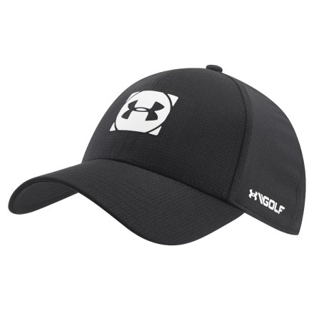 Golfkeps Under Armour Golf Tour 3.0 Svart