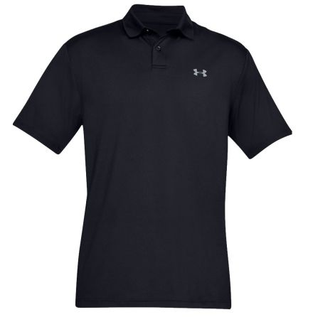 Under Armour Golf Performance Polo 2.0 Svart