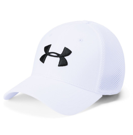 Under Armour Golf TB Classic Mesh Golfkeps Vit