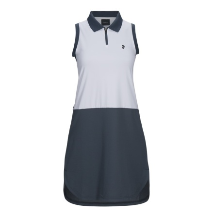 Golfklänning - Peak Performance Golf Blocked Dress Vit