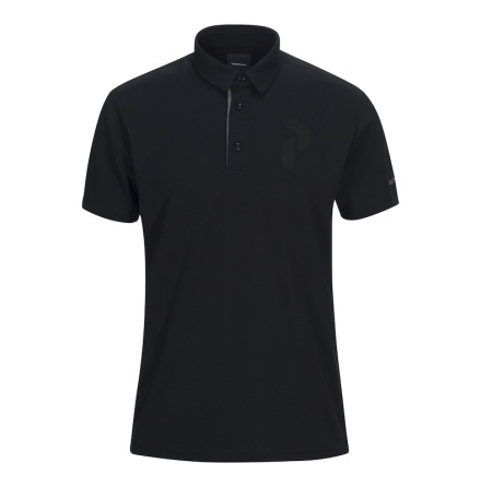 Peak Performance Golf Panmore Polo Svart