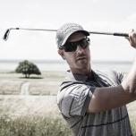 Golfglasögon - Henrik Stenson Iceman Performance White Grey Lens